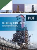 Building DRI Plants 1.27 .15
