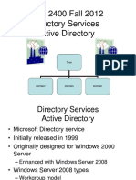 01-Introduction to Active Directory