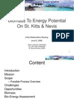 Biomass to Energy