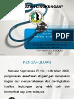Kesehatan Lingkungan Stase IKM