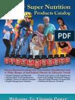 The Natural Vitamin Store Online Catalog