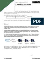 MagicQ DMX and Ethernet