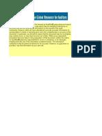 201311 Fraud Policy Decision Matrix