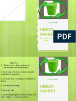 Recycling Plant Business Plan
