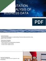 Presentation and Analysis ofm