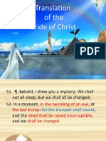 Translation of the Bride