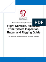 Flight Controls Flaps and Trim Manual