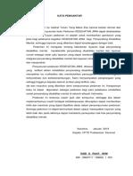 Format Pedoman PELAYANAN Unit Kerja