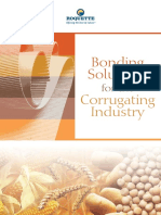 Roquette Industry Paper Board Brochure Corrugating