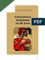 CARICATURAS ANÓNIMAS EN MI ARTE