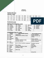 P6 English SA1 Paper 2 Answer Key