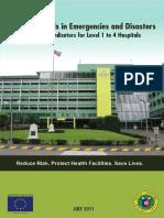 160808 Safe Hospitals Assessment