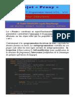 L'objet «  Proxy » en JavaScript