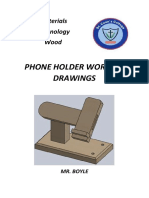 working drawing booklet