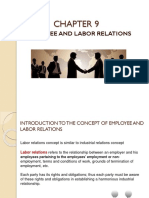 CH 9 EMPLOYEE AND LABOUR  RELATIONS.ppt