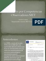 Evaluación Competencias OBS MET Ecuador