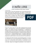 Abate Gianni - Dio Nelle Città - 2019