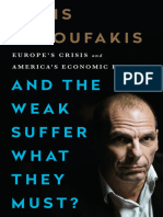 And the Weak Suffer What They Must.epub