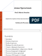 SO-Gerencia de Processos