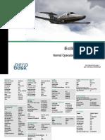 Aerobask Eclipse NG Checklist Normal