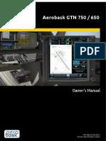 Aerobask GTN Manual