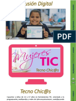 Mujeres Tic