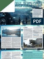 Adaptação - Final Fantasy XV 3D&T