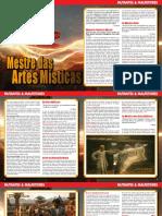 Adaptação - Doutor Estranho M&M-MaA-3D&T