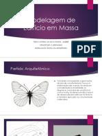 MODELAGEM DE EDIFÍCIO EM MASSA