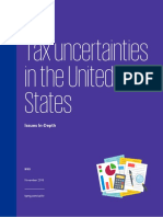 Ifrs Tax Uncertainties in the Us
