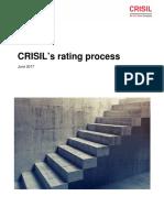 CRISIL Ratings Research Rating Process 2013