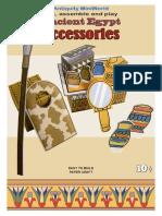 Egypt Set 3 Accessories