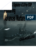 changelog 3-0