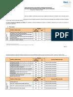 Dispositions Application - Liste Titres CFC - Conditions Admission Santé