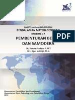 Mp 17 - Pembentukan Benua Dan Samudera