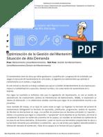 Optimización de la Gestión del Mantenimiento.pdf
