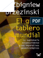 El_Gran_Tablero_Mundial - Zbigniew Brzezinski.epub