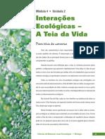 interações ecologicas