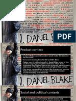 I, Daniel Blake case study