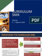 Kurikulum SMK