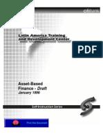 Assets Based Finance