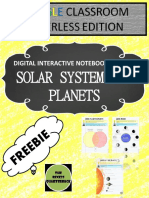 Google Classroom Digital in b Solar System and Space
