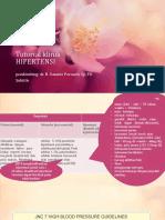 Tutorial Klinik - Hipertensi