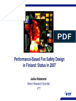 3.Performance-Based Fire Safety Design