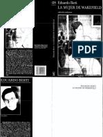 La Mujer de Wakefield- Eduardo Berti