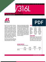 316 316L Data Sheet