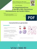 Anemias MegaloblásticasOKOK