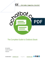 The Complete Guide to Chatbots