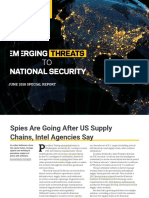 Emerging Threats National Security