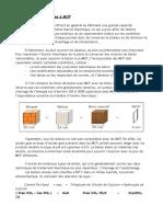 Exposé matériaux à changement de phase